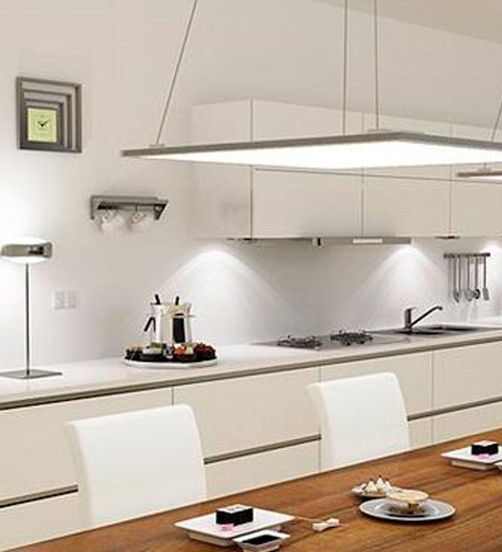 Iluminaci N Para Cocinas Dintelo Es ~ Iluminacion Para Cocinas Techos
