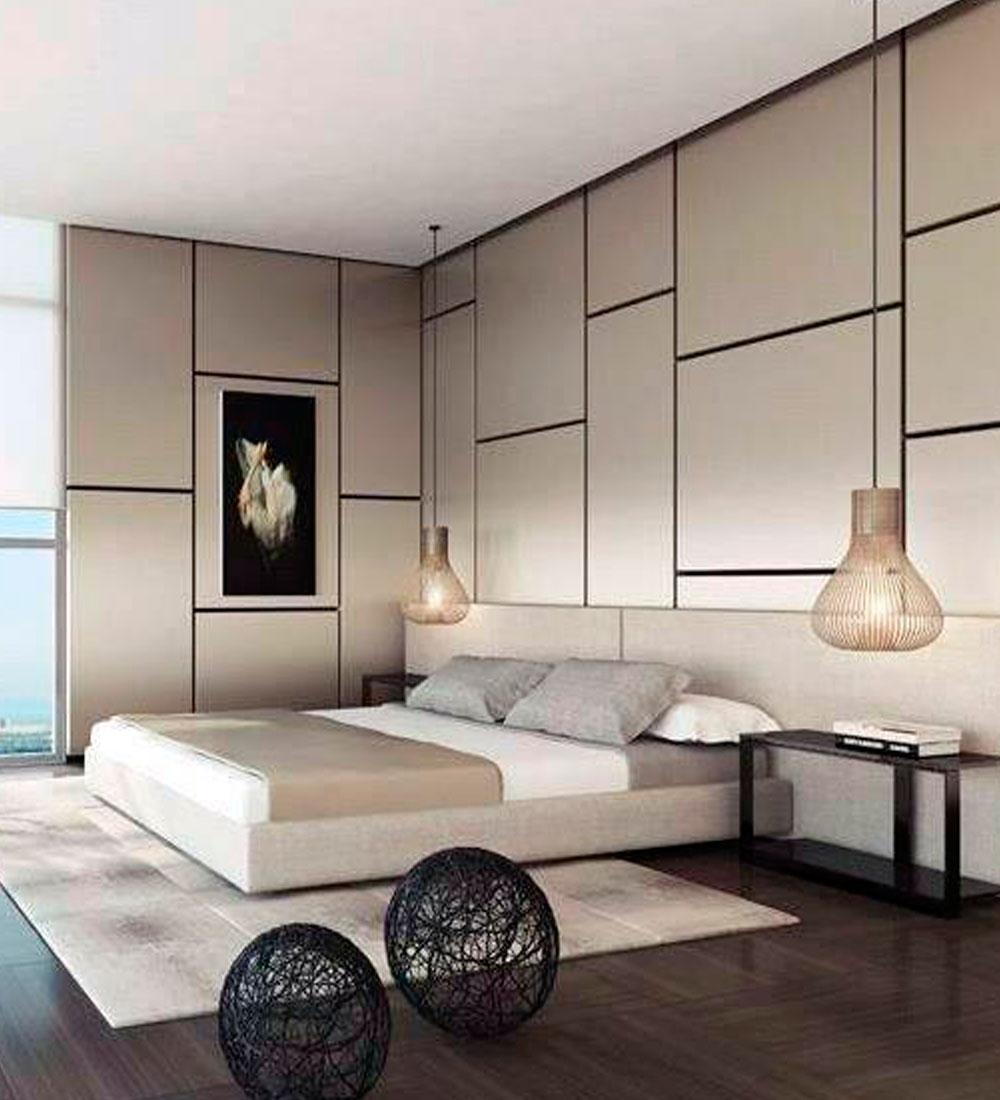 como iluminar tu dormitorio
