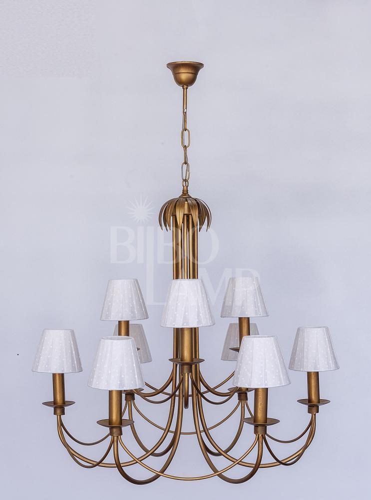 Lámpara Clásica de Brazos  de Bilbolamp