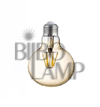 Pack 5 Bombillas Led Vintage Caramelo