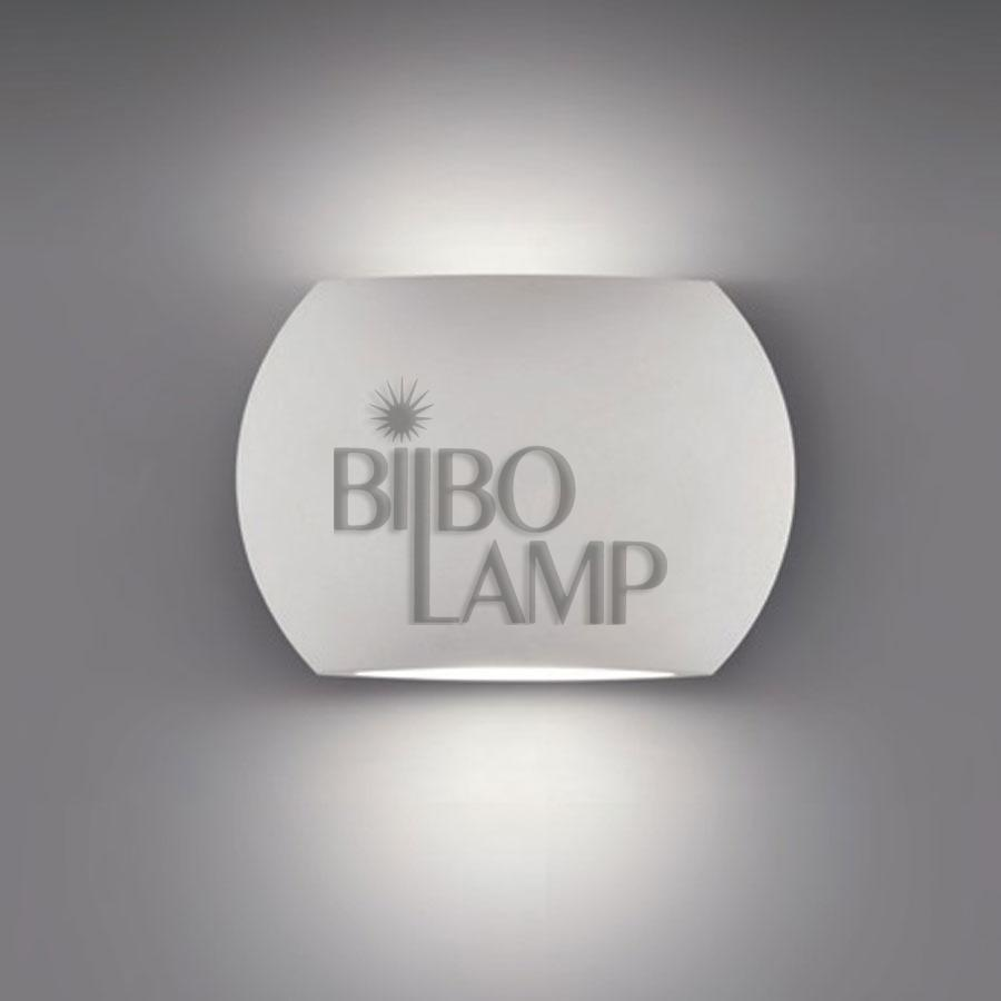 Aplique de Led Blanco Texturado