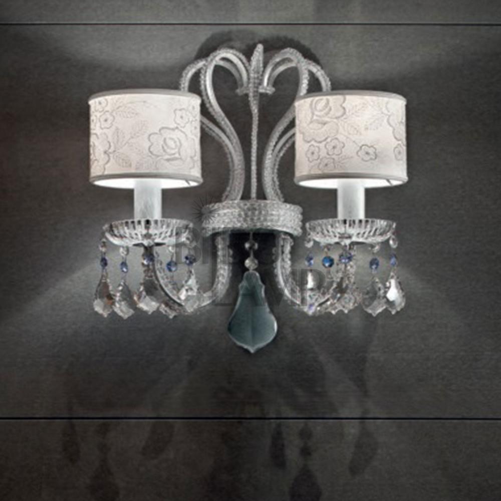 Lámpara Dlux 6 2 Luces de Bilbolamp