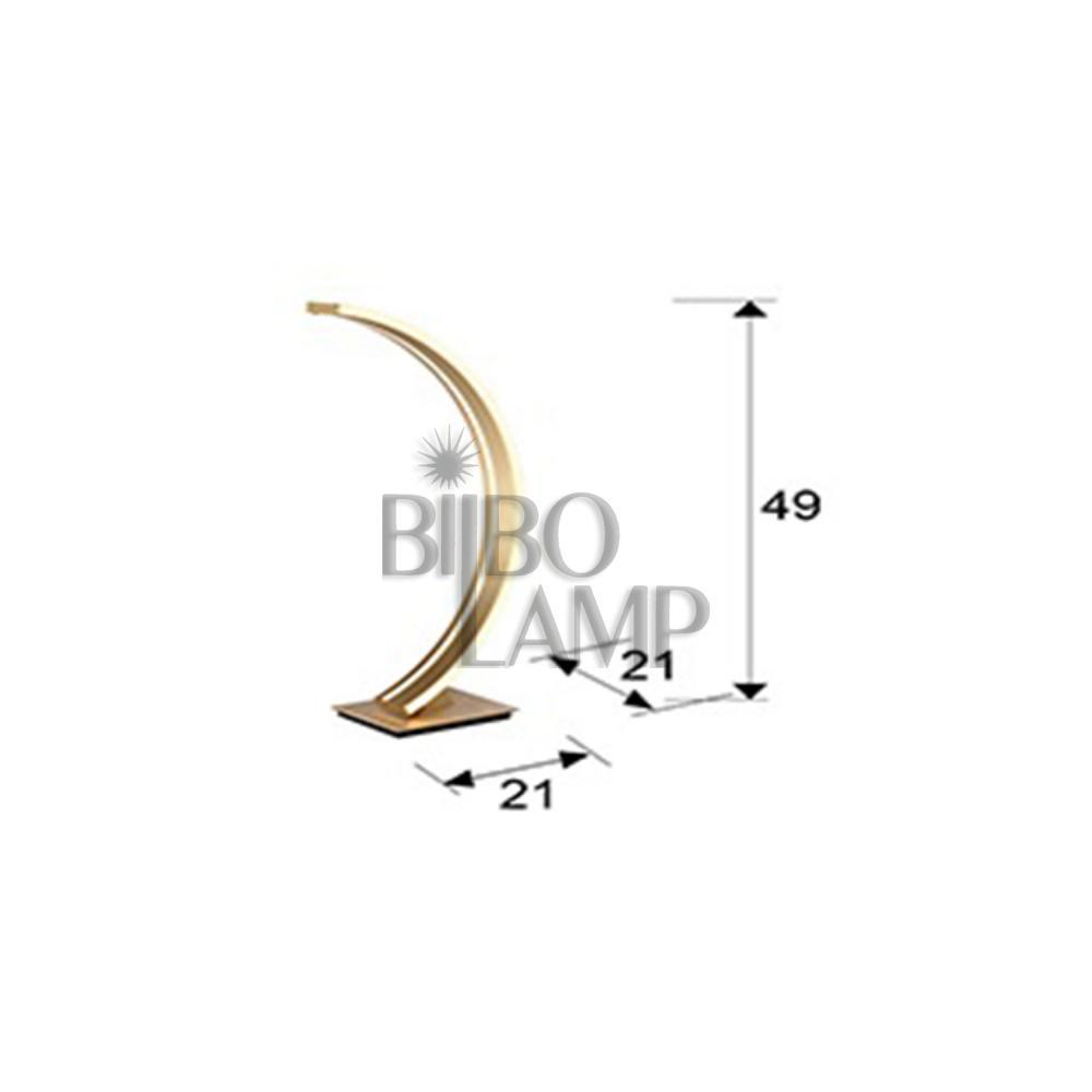 Lámpara de Sobremesa Arcus de Bilbolamp