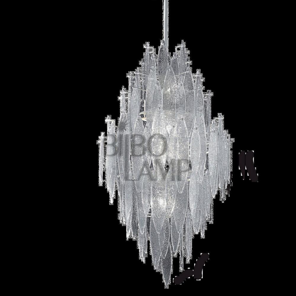 Lámpara Colgante de Cristal Murano de Bilbolamp