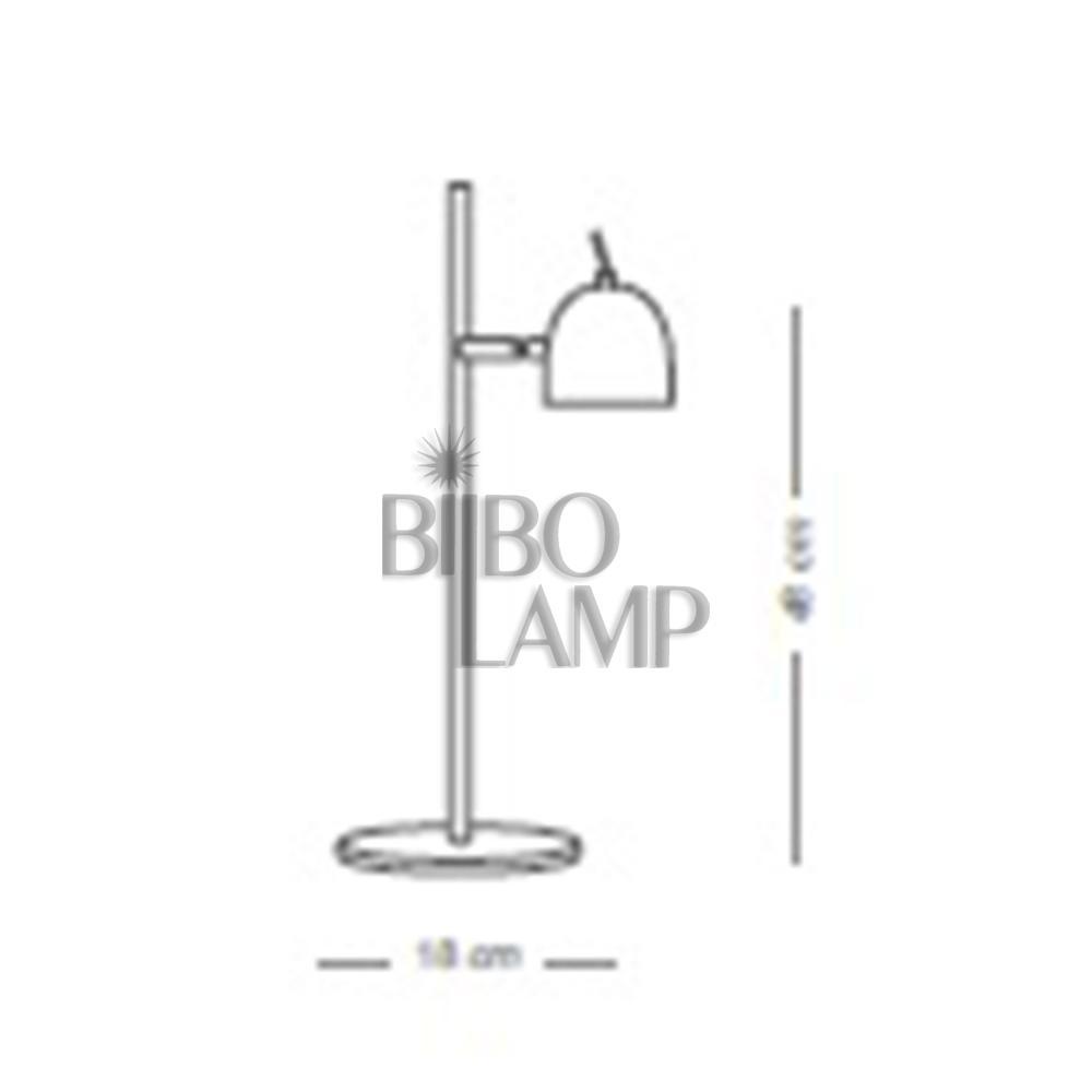 Lámpara de Sobremesa Modus de Bilbolamp