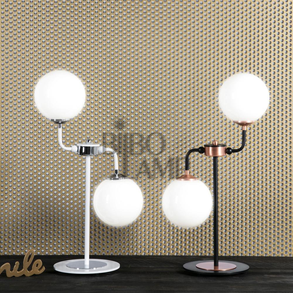 Lámpara de Sobremesa de Bolas Blob de Bilbolamp