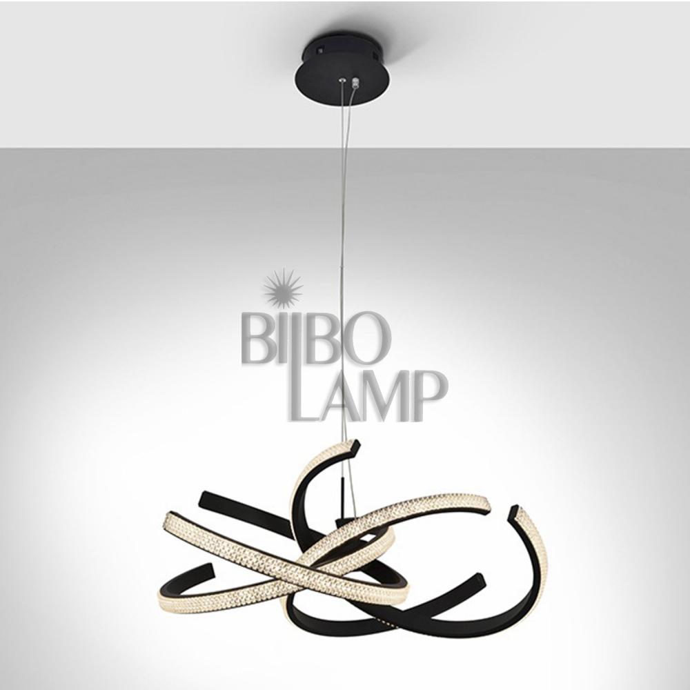 Lámpara Colgante Ring II de Led de Bilbolamp