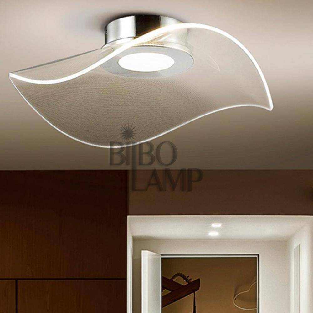 Plafón de Led Vento de Bilbolamp